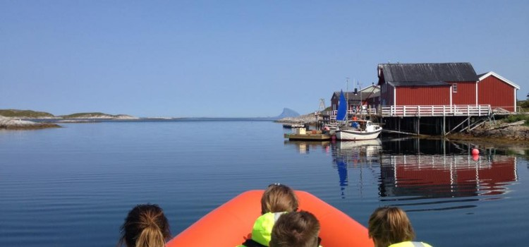 Rute 2. Destinasjon, Skibbåtsvær – dampskipskai !